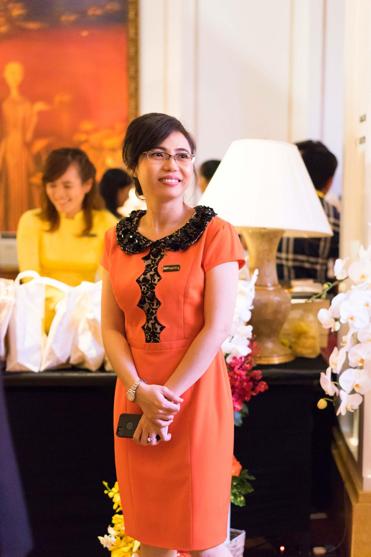 Ms. Phuong Dang, VP Finance